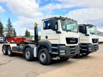 MAN  TGS 41.440 8X4 BB-WW M